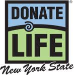 Donate Life New York logo