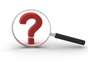 organ donation questions - magnifying glass